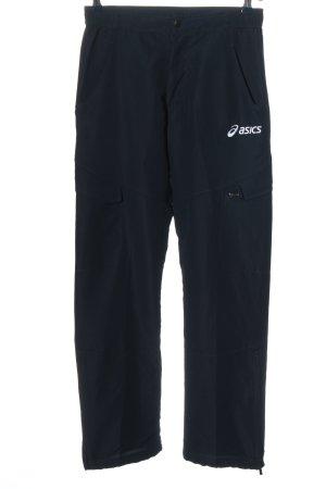 Asics Baggy Pants black casual look