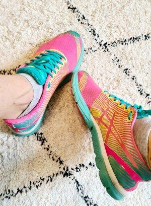 ASICS GEL LYTE 33 3 W LAUFSCHUHE  running sneaker neon pink