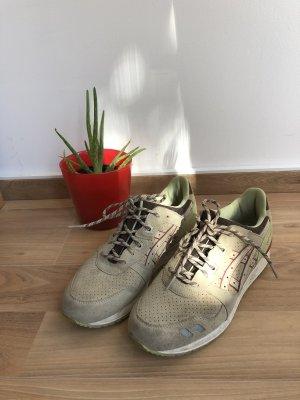 Asics Basket à lacet beige
