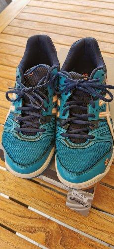 Asics Basket à lacet multicolore