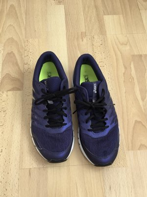 Asics Basket à lacet violet foncé