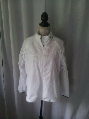 Asics Sports Jacket white
