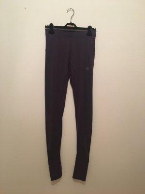 Asics Pantalon de sport violet foncé-mauve