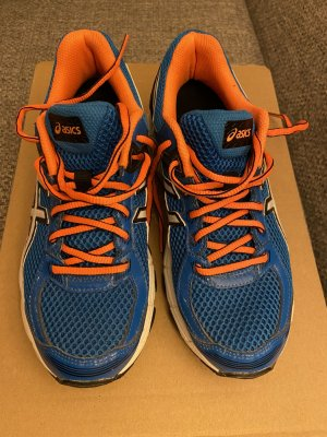 Asics Lace-Up Sneaker blue