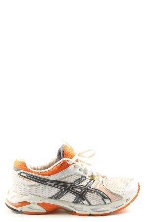 Asics Chaussures à lacets multicolore style décontracté
