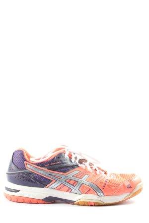 Asics Basket à lacet multicolore style décontracté