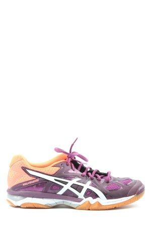 Asics Sneakers met veters veelkleurig casual uitstraling