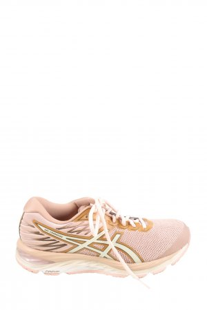 Asics Schnürsneaker abstraktes Muster Casual-Look