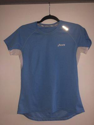 Asics Sports Shirt steel blue