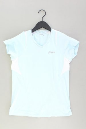 Asics T-shirt bleu-bleu fluo-bleu foncé-bleu azur polyester