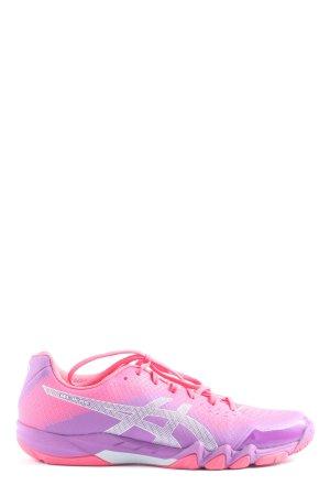 Asics Skaterschuhe pink-lila Casual-Look