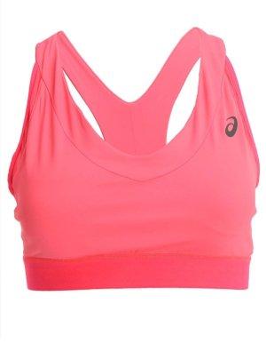 Asics Bra neon orange-neon pink