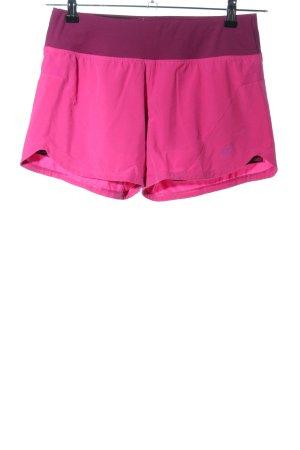 Asics Pantalon de sport rose style décontracté