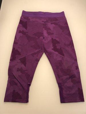 Asics Sportbroek lila-paars