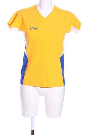 Asics Sportshirt mehrfarbig Casual-Look