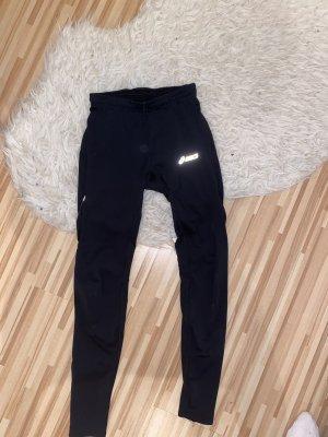 Asics Spodnie sportowe czarny