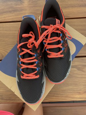 Asics Sznurowane buty Wielokolorowy