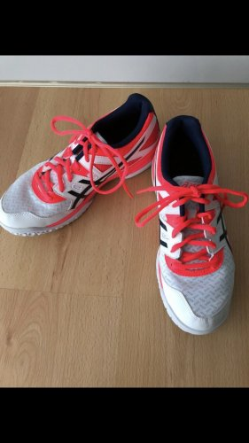 Asics Lace Shoes white-pink