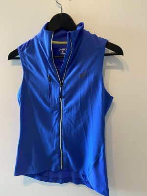 Asics Sports Vests blue