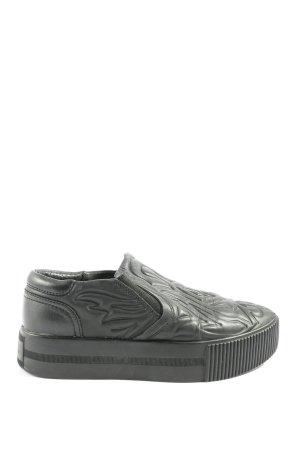 ASH Schlüpfsneaker schwarz Casual-Look
