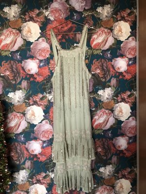 Asos 20s Style Glitter Dress