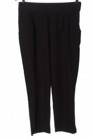 Asos 3/4 Length Trousers black business style