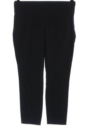 Asos Spodnie 3/4 czarny W stylu casual
