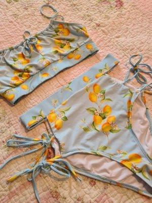 Asos Bikini primrose-azure