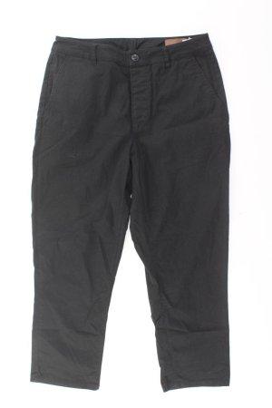 Asos 7/8 Length Trousers black cotton