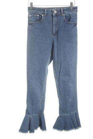 Asos Jeans 7/8 bleu style extravagant