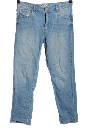 Asos 7/8 Jeans blau Casual-Look