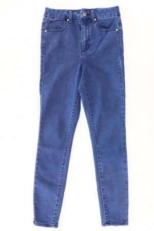 Asos Jeans 7/8 bleu-bleu fluo-bleu foncé-bleu azur coton
