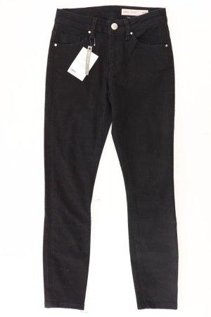 Asos Jeans a 7/8 nero Cotone