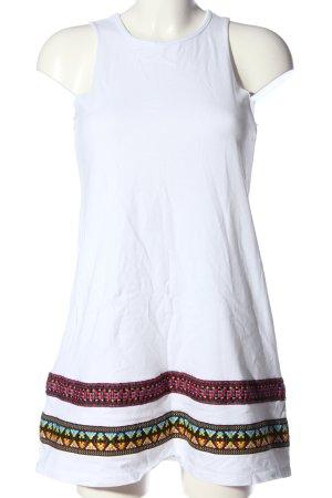 Asos Robe trapèze multicolore style décontracté