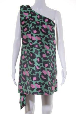 Asos A-Linien Kleid Animalmuster extravaganter Stil