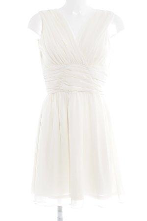 Asos A-Linien Kleid creme Elegant