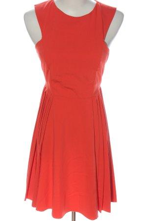 Asos A-Linien Kleid rot Casual-Look