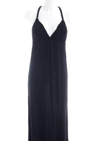 Asos A-Linien Kleid schwarz