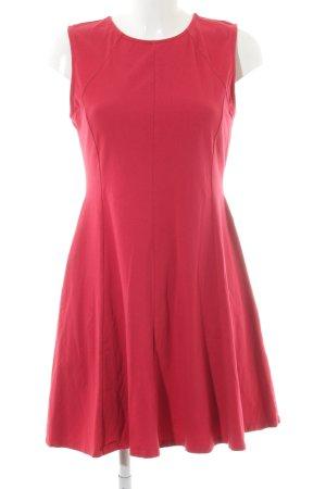Asos A-Linien Kleid ziegelrot Casual-Look