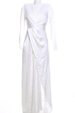 Asos Robe de soirée blanc élégant