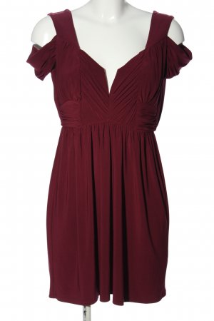 Asos Abendkleid rot Casual-Look
