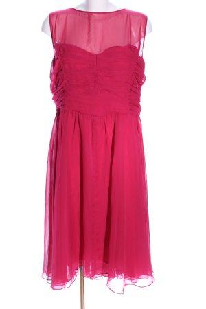 Asos Abendkleid rot Elegant