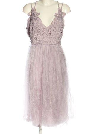 Asos Abendkleid lila Elegant