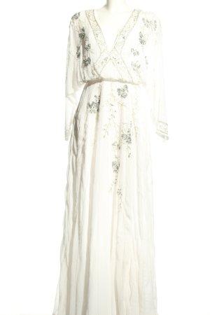 Asos Abendkleid weiß Casual-Look