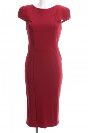 Asos Evening Dress red business style