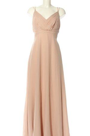 Asos Abendkleid nude Elegant