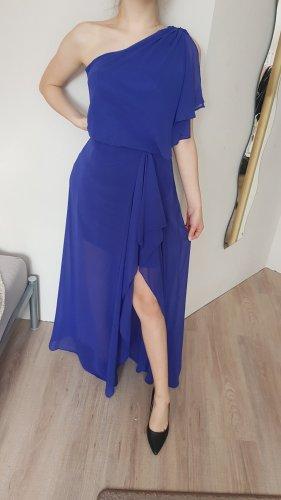 asos Abendkleid Blau 36
