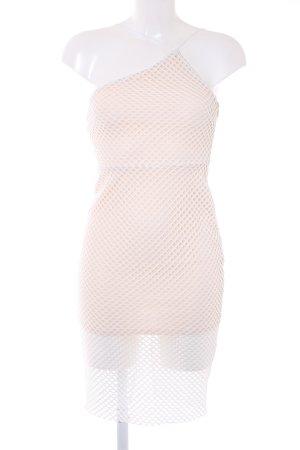 Asos Abendkleid creme-weiß Party-Look