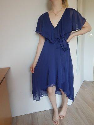 asos Abendkleid dunkelblau 34(6) Neu
