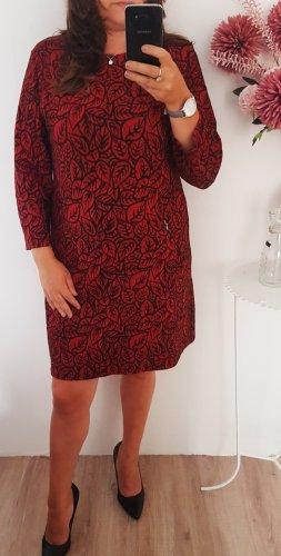 asos Abendkleid rot schwarz 40 NEU